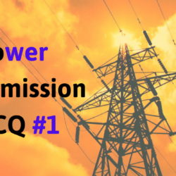 Power transmission mcq