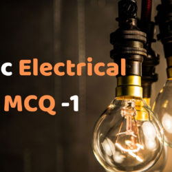 Basic Electrical MCQ