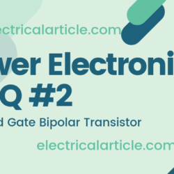 Power Electronics MCQ
