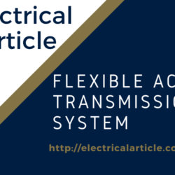 Flexible AC Transmission System