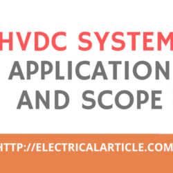 HVDC system_ Application and Scope