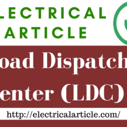 Load Dispatch Center (LDC)
