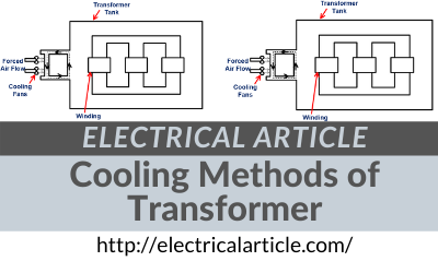 Cooling Methods of Transformer