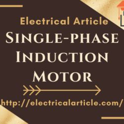 Single-phase Induction Motor